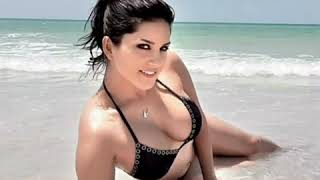 Sunny leone best ever honeymoon pic collages