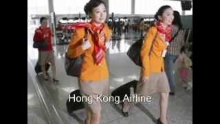 Airline Stewardess of Asia
