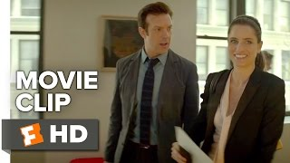 Sleeping with Other People Movie CLIP - I Quit (2015) - Jason Sudeikis, Amanda Peet Movie HD