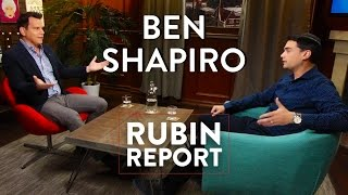 Ben Shapiro and Dave Rubin: Conservatism vs Leftism and Free Speech (Full Interview)