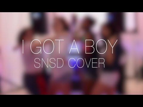 K4D | I Got a Boy (SNSD Cover)