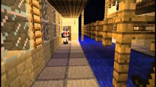 Minecraft Lupta cu Herobrine: In Castel