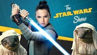 New The Last Jedi Images, The Star Wars Show Goes Hollywood, Lost Lucasfilm Loot, & More!