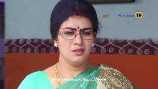 UMA ANGRY WITH SISTER-IN-LAW - THAMARAI Episode 799