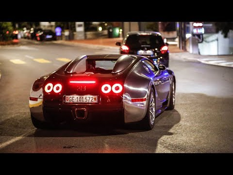 Xxx Mp4 The EPIC Monaco Supercar Nightlife 4 3x Ferrari F12 TDF Veyron Pur Sang IPE Aventador 3gp Sex