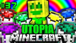 BABY CHAOSFLO macht EXPERIMENTE?! - Minecraft Utopia #037 [Deutsch/HD]