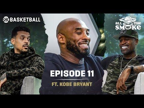Kobe Bryant Ep 11 Barnes' Ball Fake Shaq & Lakers Michael Jordan ALL THE SMOKE Full Podcast