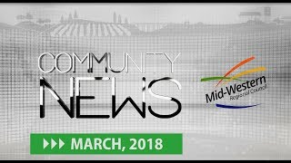 Community News March 2018