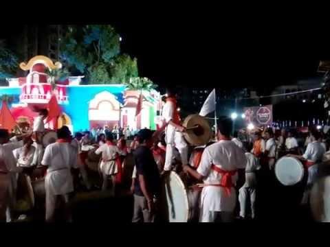 Chava dhol tasha pathak at tilak nagar sahyadri
