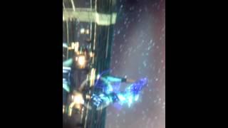 DCUO glitches SPACE FlIGHT