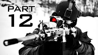 Call of Duty Ghosts Gameplay Walkthrough Part 12 - Campaign Mission 13 - End of Line (COD Ghosts)
