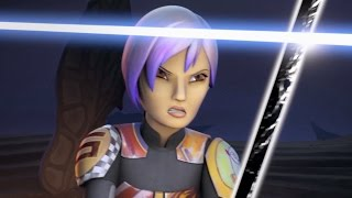 Star Wars Rebels: Trials of the Darksaber - Training Begins | official FIRST LOOK clip (2017)