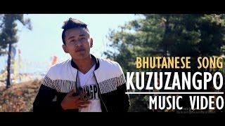 KUZUZANGPO - Kezang Dorji Official Music Video (Bhutanese Rap Song)
