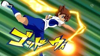 Inazuma Eleven GO! - Matsukaze Tenma All Hissatsu Techniques (+Keshin, Miximax and Soul)