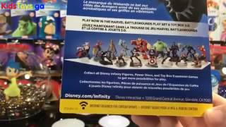 Playing Lego - Black Panther Unboxing - Marvel Battlegrounds - Disney Infinity 3 0- Hot Toys Of