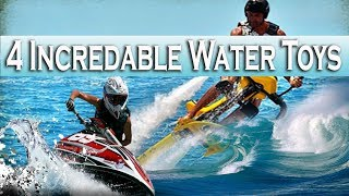 4 Insane Water Toys Everyone Must Try