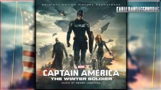 Capitán América Y El Soldado Del Invierno - Soundtrack 09