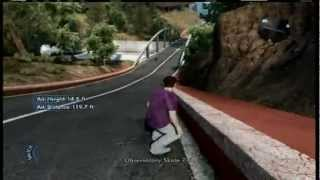 skate 3 biggest hills part 1
