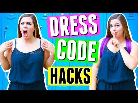 Xxx Mp4 SAVAGE DRESS CODE HACKS FOR SCHOOL BACK TO SCHOOL 2017 LIFE HACKS 3gp Sex