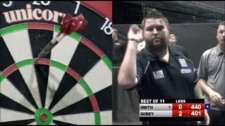 2016 Players Championship #15 - Chris Dobey vs Michael Smith