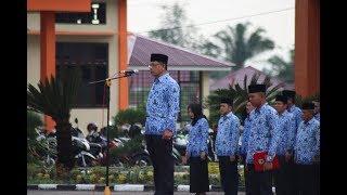 Peringatan Hari Kesadaran Nasional Pemkab Padang Lawas Utara