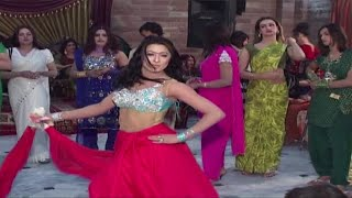 O JANE JAAN - BOLLWYOOD WEDDING MUJRA PARTY - PK DANCE PARTIES 2016