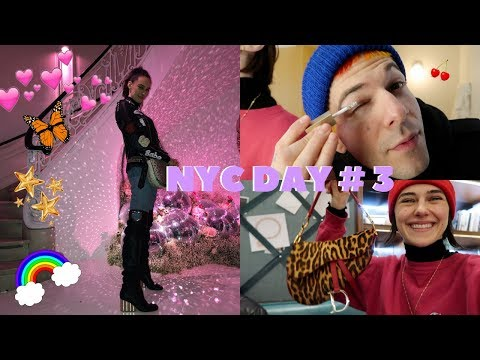 NYC DAY #3~ honestly best day ever