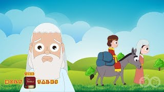 Hagar And Ishmael Sent Away I Old Testament I Animated Bible Story For Children | Holy Tales