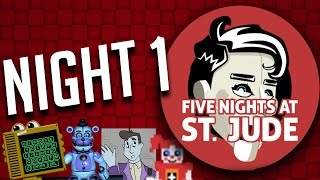 Five Nights at St. Jude's 4 - Charity Event - NIGHT 1