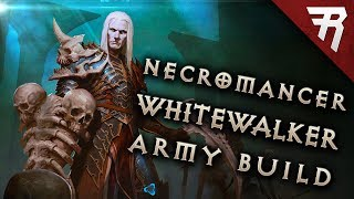 Necromancer White Walker Army Pet Build (Diablo 3 2.6 beta guide)