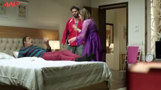 """مشهد آخر كوميديا """" لداليا البحيري """" في مسلسل يوميات زوجة مفروسة أوي الحلقة الرابعة"""