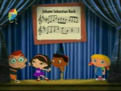 Little Einsteins in Hebrew