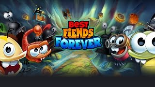 Best Fiends FOREVER (by Seriously) iOS / Android - HD Gameplay Trailer (iPhone 7 Gamplay)