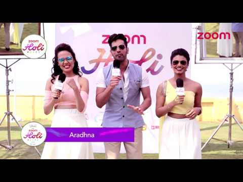 10th Zoom Holi Party | EXCLUSIVE
