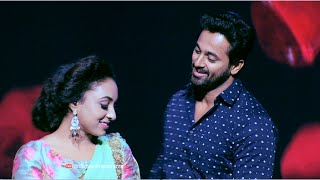 D3 D 4 Dance | Elfin cute Unni Mukundan on the stage...! | Mazhavil Manorama