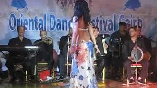 الرقص والمزاج الشرقي