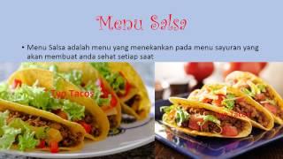 taco meksiko enak lezat bergizi 0878 8669 1701