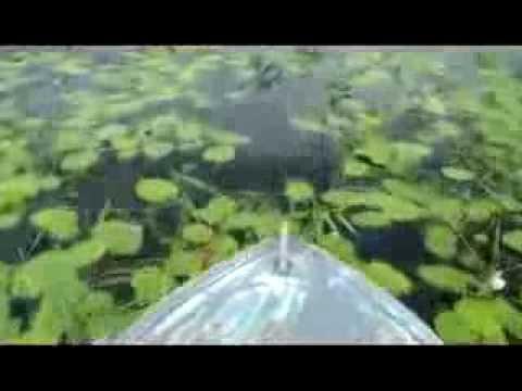 Подвесной лодочный мотор болотоход bawad 109 long Проба