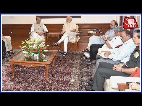 India 360: Cabinet Meeting Gets Held In Delhi On Retaliatory Action On Uri Attacks