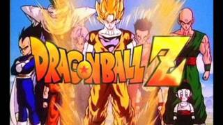 DragonBallZ Theme Song Rock The Dragon