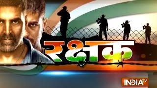 Brothers: Akshay Kumar, Sidharth and Jacqueline Visit BSF Camp on Independence Day - India TV