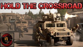 SQUAD Gameplay | HOLD THE CROSSROADS!
