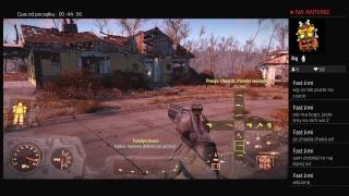 Fallout 4 Ps4 Major Wycisk dostał pancerz wspomagany