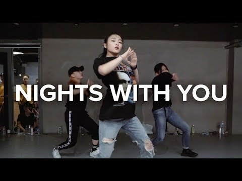 Nights With You - MØ  Yoojung Lee Choreography