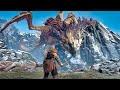 Download Video Download God of War 4 - Dragon Boss Fight #7 (God of War 2018) PS4 Pro 3GP MP4 FLV