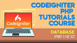 Codeigniter PHP Tutorials in Urdu/Hindi Part 11 Database