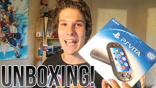 PS Vita Unboxing and Why I Decided to Get One in 2016