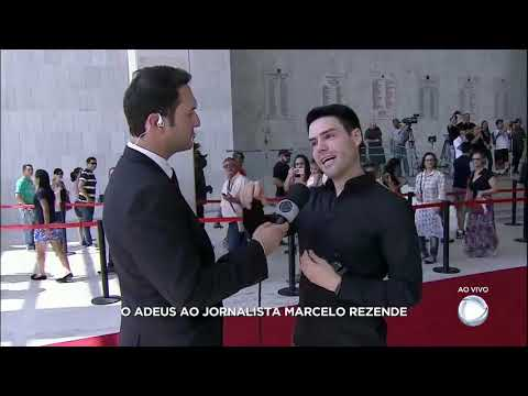 Despedida de Marcelo Rezende