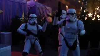 Star Wars Weekends Stormtrooper Dance