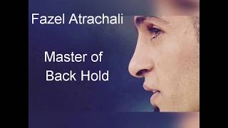 Fazel Atrachali Master of Back Hold | Iran Capt| Most loved foreign Kabaddi player | Best Defender